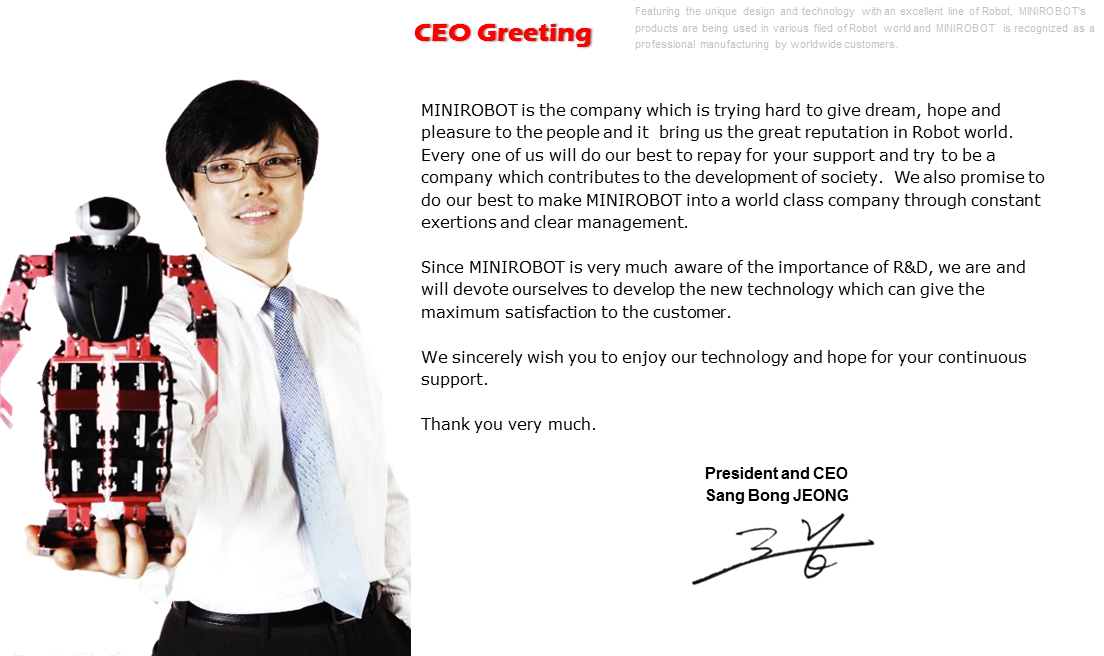 CEO Greeting EN1